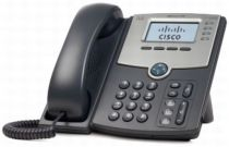 Comprar Telefones IP - Telefone IP CISCO SPA504G SB 4 LINE Telefone IP DISPLAY,POE,