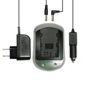 Comprar  - Carregador Bateria JVC BN-VF808/VF815/VF823 + carregador de