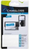 Pulizia Foto & Computer - Camgloss Protezione Schermo 8.9cm - 3.5´´ - 3un.