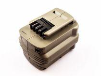 Batterie per strumenti - Batteria  Dewalt DW004, DW005, DW006  3000mAh, Grigio