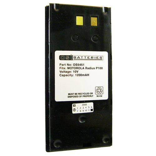 Comprar  - Bateria  MOTOROLA Radius P100 (NTN5451A) 1200mAh