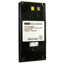 Comprar Baterias WalkieTalkies - Bateria  MOTOROLA Radius P100 (NTN5451A) 1200mAh