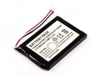Revenda Bateria para GPS - Bateria  Blaupunkt TravelPilot 100, TravelPilot 200 (423450A