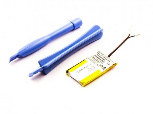 Bateria  Apple iPod nano (616-0223) 330mAh, 1,2Wh, fornecido