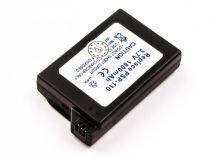 Batterie Console videogiochi - Batteria  Sony PSP 1. Geração (PSP-110), 1800mAh, 6,7Wh, req