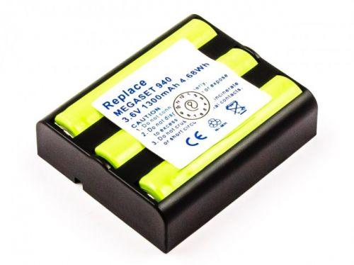Comprar  - Bateria Telefone SIEMENS Megaset 940, 950, 960, S40 (V30145-) 1300mah