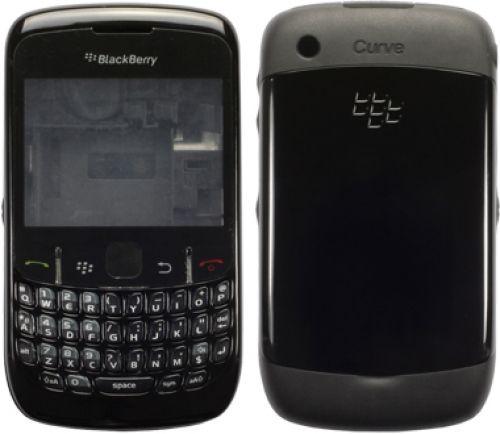 Comprar  - Carcaça Completa Blackberry 8520 curve
