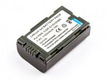 Batterie per Panasonic - Batteria PANASONIC CGA-D07S, CGR-D08, CGR-D08A/1B, CGR-D08R,