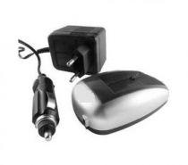 Comprar Carregadores Câmaras Vídeo - Carregador Sharp BT-L225/445/665 + Carreg Isqueiro