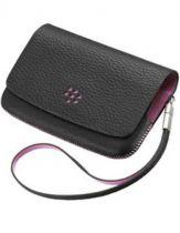 Comprar Bolsas Blackberry - Bolsa BlackBerry ACC-32839-301 Preta/Rosa para 9800 torch