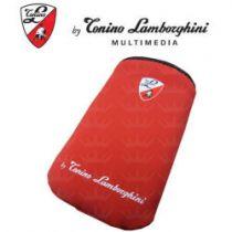 Comprar Bolsas Tonino Lamborghini - Bolsa Neopreno Tonino Lamborghini S Vermelho