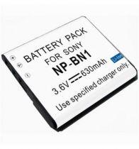 Batterie per Sony - Batteria Compatibile SONY NP-BN1 630mah