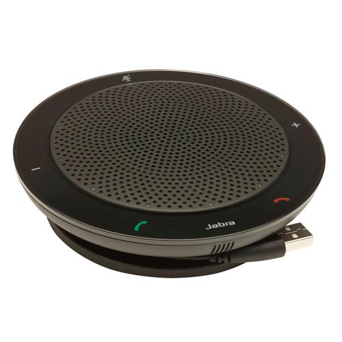 Revenda Acess. Audioconferência - Coluna Jabra Speak 410 UC usb conferencia
