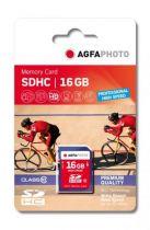 achat Secure Digital SD - AgfaPhoto SDHC 16Go Class 10 / High Speed / MLC