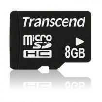 achat Micro SD / TransFlash - Transcend MicroSD 8Go SDHC Class 4