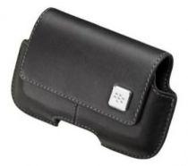 Bolsas Blackberry - Bolsa Pele HDW-18975-001 para 9500 e 9520 Storm 2 Preta
