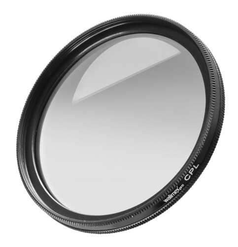 Filtre Walimex - Filtro walimex pro CPL Filter circular coated 86 mm