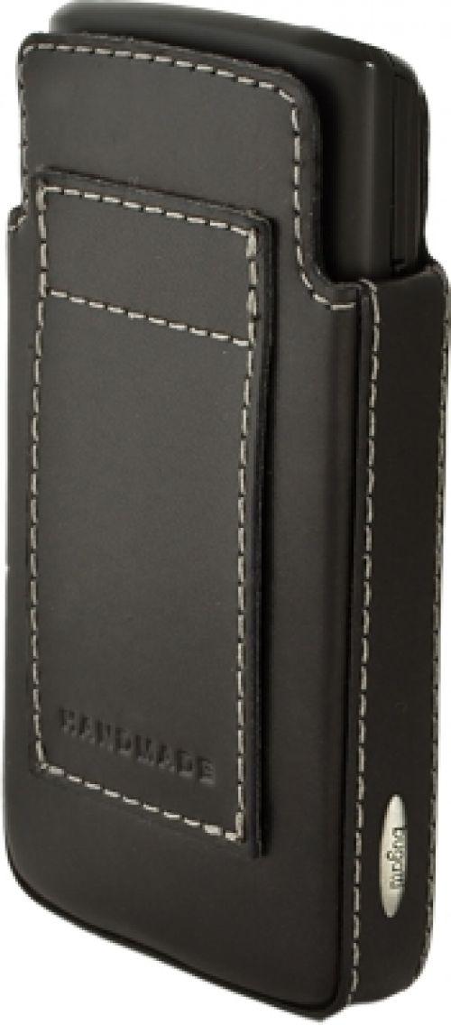 Bolsa Pele Bugatti para Sony Ericsson X10 mini