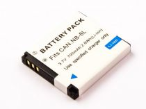 Batterie per Canon - Batteria CANON NB-8L (DSC: PowerShot A3000 IS, A3100 IS) Li-