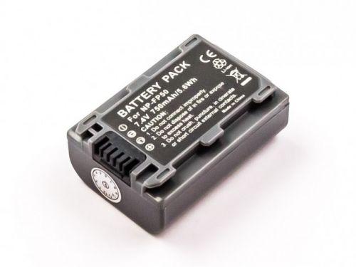 Comprar  - Bateria cinza SONY NP-FP30, NP-FP50 (Camcorder: DCR-30, DCR-