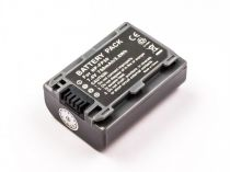 Batterie per Sony - Batteria Grigio SONY NP-FP30, NP-FP50 (Camcorder: DCR-30, DC