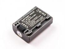 Comprar Bateria para Sony - Bateria cinza SONY NP-FP30, NP-FP50 (Camcorder: DCR-30, DCR-