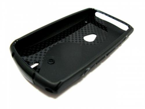 Comprar  - Bolsa Silicone para Sony Ericsson Neo Preta