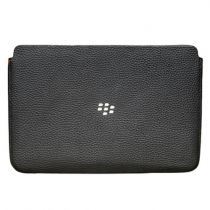 Accessori Blackberry Playbook - Borsa Pelle BlackBerry ACC-39311-201 Nero per Playbook