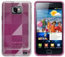 Cover Batterie - case-mate gelli case  Samsung i9100 Galaxy S2 Rosa