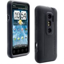 Protezione Speciale HTC - case-mate tough HTC Evo 3D CM015750 Nero