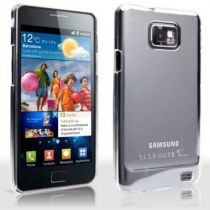 Cover Batterie - Barely There Samsung Galaxy S2 i9100 clear CM014408