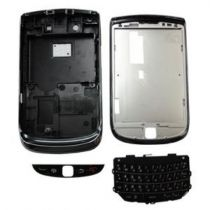Cover Batterie - Cover + Tastiera Blackberry Torch 9800 Nero