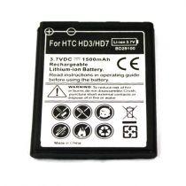 Comprar Baterías - Batería HTC HD3, HTC HD7, HTC T9292(BA S460)