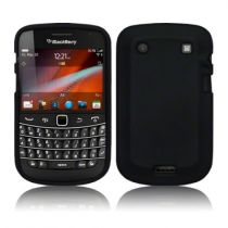 Custodie Blackberry - Custodia silicone per Blackberry 9900/9930 Negra