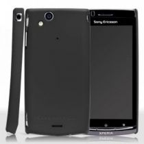 Custodie - case-mate CM015968 Sony Ericsson Arc Nero Barely There (mat