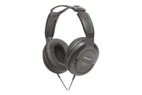 Comprar  - Auscultadores Panasonic RP-HT265 E-K preto