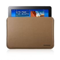 Accessori Galaxy Tab 8.9 - Custodia Samsung Galaxy TAB 8.9 Marrone EFC-1C9LCECSTD