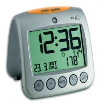 Revenda Relógios/Despertadores - Despertador TFA 60.2514 Sonio com termometro