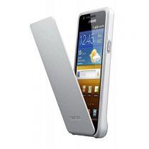 Comprar Flip Case Samsung - Samsung EF-C1A2WGECSTD Flip Cover Branco/grey  Galaxy S2