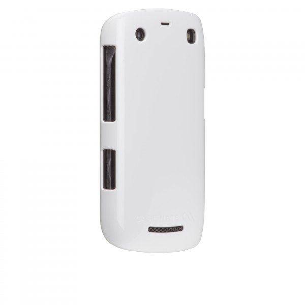 Protecção Especial Blackberry - Capa BlackBerry 9360 Branco Case-Mate CM016682