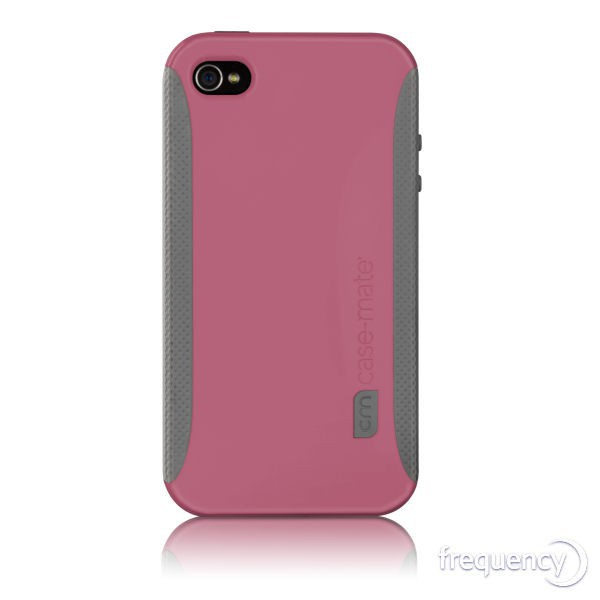 Protecção Especial iPhone 4/4S - Case-Mate CM017117 Pop iPhone 4/4s Rosa