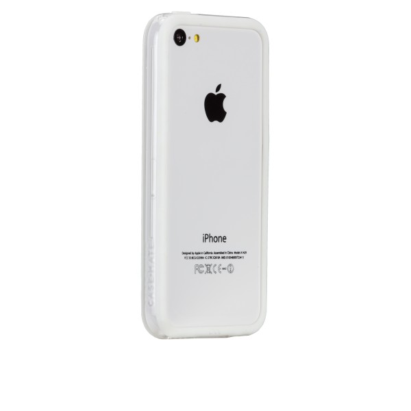 Acessorios Apple iPhone 5C - Case-Mate Hula para Apple iPhone 5c Branco