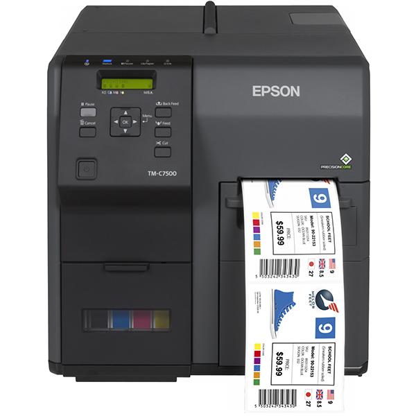 Stampanti etichetta - EPSON TM- C7500 Stampante COLORWORKS (Cartucce DURA BRITE)