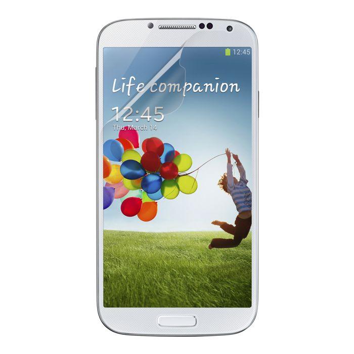 Accessori Galaxy S4 i9500 - Belkin Damage Control Screen Overlay per Samsung Galaxy S4
