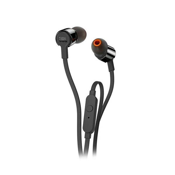Auscultadores JBL - JBL IN-EAR HEADPHONES T210 BLACK