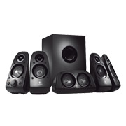 Altavoces Logitech - LOGITECH ALTAVOCES SURROUND SOUND Z506 5.1-NOVO