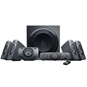Altavoces Logitech - LOGITECH SPEAKER SURROUND Z906 5.1 - NOVO