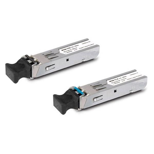 Revenda Acessórios Switch - PLANET 1.25G MINI-GBIC MODULE 1000BASE-SX 1310NM LC MM 2KM