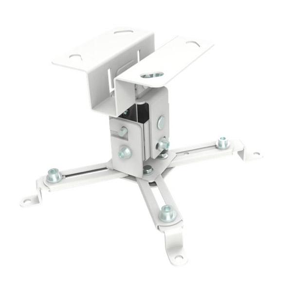 Suportes Projectores - NAPOFIX SUPORTE TETO CURTO VIDEOPROJETOR BRANCO 340W