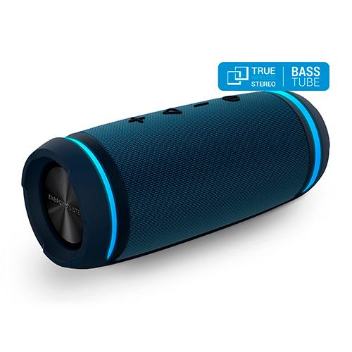 Colunas Sem Fio - Coluna Bluetooth Energy Urban Box 7 BassTube Cobalt 30 W TWS. Water re